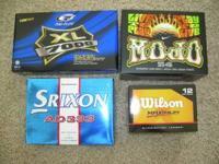 Golf balls , new in box . SRIXON AD333 $11.00 doz. or 2