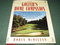 THE GOLFERS'S HOME COMPANION by Robin McMillan,