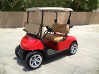 Lots of Golf Carts for sale. We are the leading