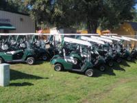 2010 EZGO GOLF CART pds  These golf carts are fresh off