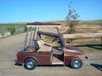 Golf Cart - batteries in good condition, holds charge a