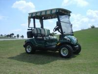 2013 Yamaha Golf Cart , gas , electronic fuel injection