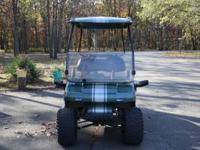 I have a 2002 Club Car Golf Cart for sale. It is in