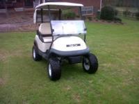 2005 Club Car Precedent Golf Cart, 48 Volt, with new