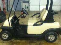 Price just reduced!!! 2006 Precedent Club Car Golf Cart