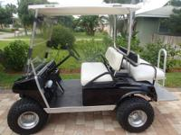 For sale is my Club Car golf cart. Cart has actually