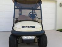 2008 Club Car Precedent (2012 Rebuild) Excellent