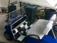 Fully customized CLUB CAR! plenty of new things and