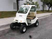 Golf Cart EZ-GO Gas Powered This cart is in good shape,