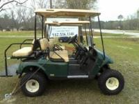 Come to Thompson Repair Service for all your golf cart