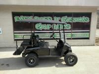 Just Finished! 2012 EZGO RXV with Good Batteries.