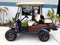 Golf Cart for sale: $6500 Gas Club Car Precedent with