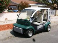 2002 Ford Think Electric Car for sale! This beautiful