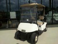 2010 Gas EZGO RXV For Sale! Carts are in great shape!