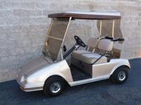 Club car golf cart electric. This is the luxurious