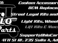 Ohio Cart Parts located at 4171 St Rt 235, Suite A,
