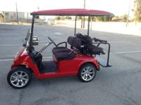 We have a huge inventory of Ezgo rxv golf carts and