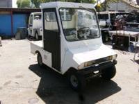 Taylor-Dunn Utility Cart for sale! This cart runs and