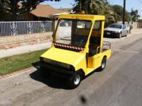 Taylor-Dunn Utility cart for sale! This is a 2003 model