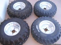 GOLF CART TIRES OR OTHER REC VEHICLE TIRES,USED. 2: