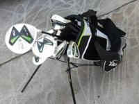 I am selling two sets of golf clubs. The very first one