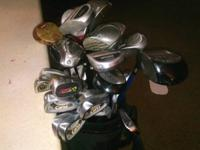 Used clubs great condition all sizes right handed used
