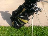 I have a set of Callaway strata golf clubs. They are