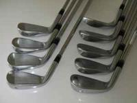 TaylorMade r7tp Iron Set 3-SW (9 irons) Right Handed