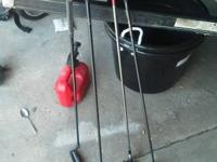 Taylor made V 3 &4 woods 13 and 18 degree new lamkin
