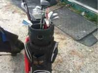 I have to golf club sets 50& each  One set is an