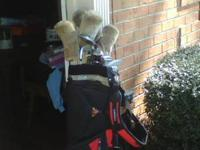 Golf clubs and Ogio Ozone YZ bag, $150 OBO. TEXT/call