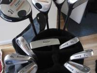I have many Golf items that I would like to sell. Note