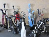 We have several Golf Clubs and sets in stock. Callaway