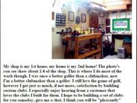 Golf Clubs by Bob's Custom Clubs Our Golf Club Clones