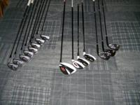 TaylorMade Golf Set - $1250 or best offer R11s 9 Degree
