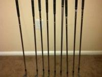 Selling a very good condition set of Titleist 690-cb