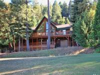 Beautiful mountain home on the golf course. If you're