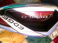 I have a set of diablo edge irons.. A very nice and new