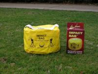 Impact Bag is one of the most popular training helps of