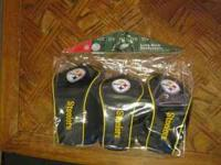 "Brand new, never opened ""NFL"" Pittsburgh Steelers Long"