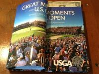 Golf Picture Book (Large) and Golf-Themed Picture