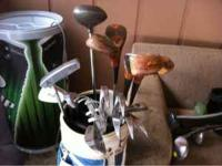 Hey there viewers I am looking to sell these golf sets