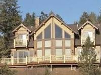 Beautifully Furnished, Custom Flathead Lake View Bed &
