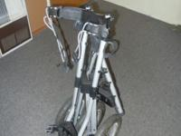 For sale, golf bag caddy/cart. $125 or obo. Please