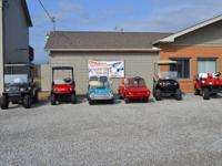 NEW & USED GOLF CARTS!  USED CARTS Starting at $995.00