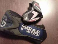 misc. golf club head covers -Ping G5 driver head cover