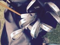 Full set of Golf Clubs. Good condition . If purchases