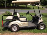 I'm selling my 2007 Yamaha Drive 48 volt GolfCart. The
