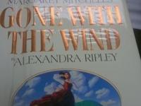 I have a author's (Alexandra Ripley) signed copy of: