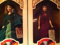 This is a set of seven gone with wind characters - I